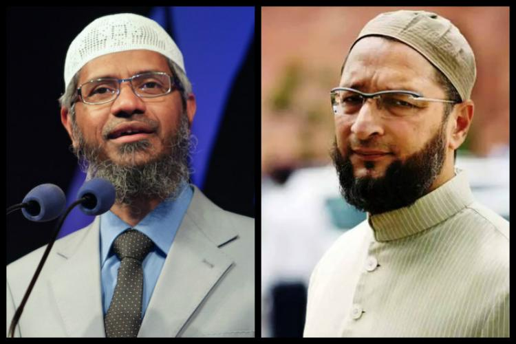 MIM calls for end to media trial on Zakir Naik says only courts can decide