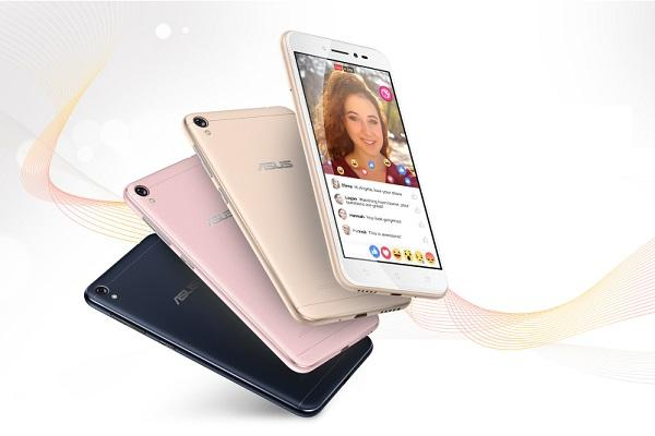 Asus Zenfone Live launched with real-time beautification feature
