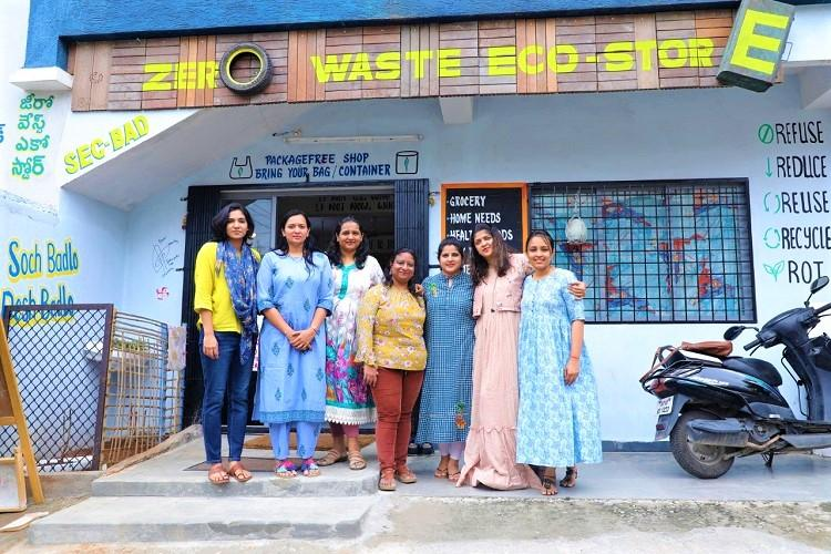 No to plastic A visit to Hyderabads first zero-waste eco-store