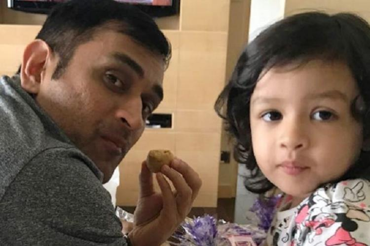 Watch 2-yr-old Ziva Dhoni melts hearts again with her second Malayalam song