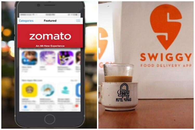 Zomato in talks with rival Swiggy over a possible merger