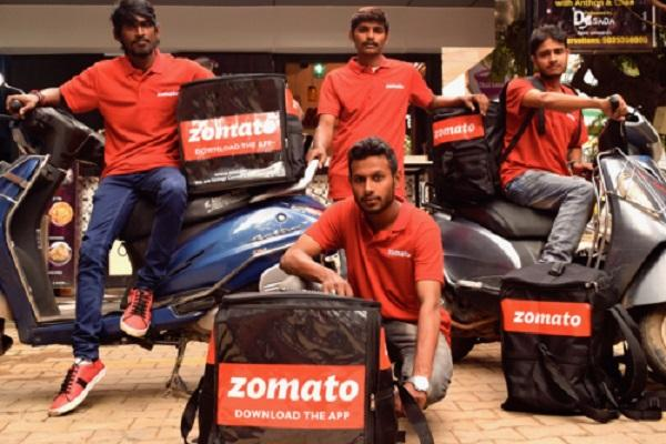 Zomato adds new features to app grows delivery fleet to 40000 people