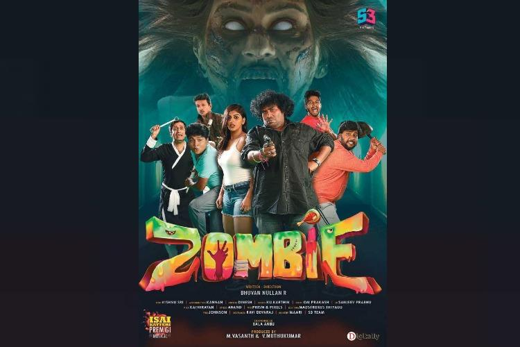 Yogi Babus Zombie wrapped up release date to be announced soon
