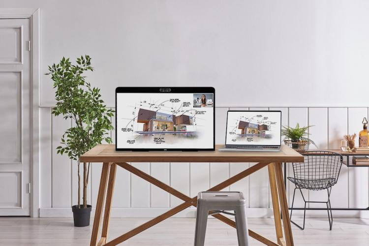 Zoom for Home software experience and hardware devices to support remote work