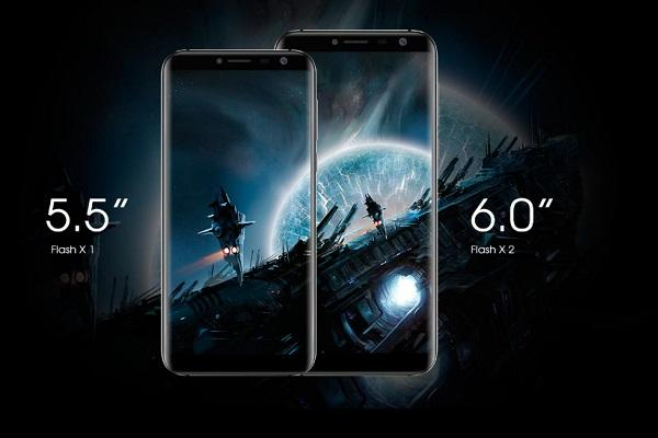 Zopo launches Flash X1 X2 cheapest bezel-less smartphones in India