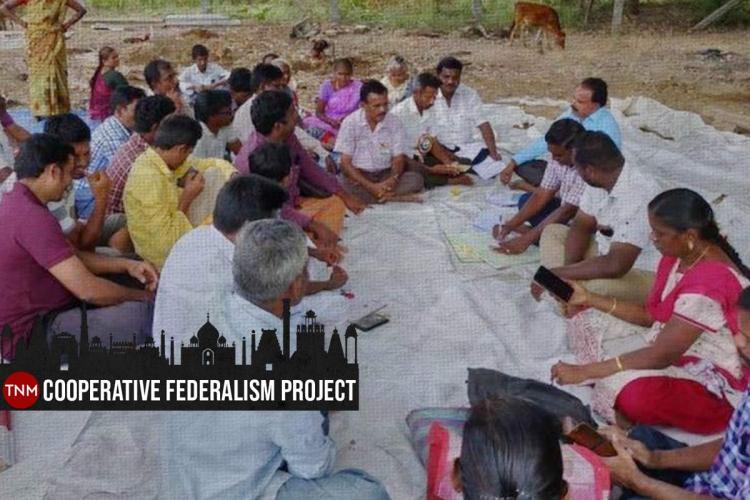 Village Panchayat Meeting