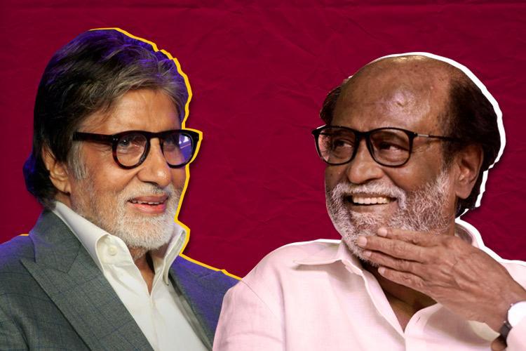 Amitabh Bachchan asked me not to enter politics Rajinikanth