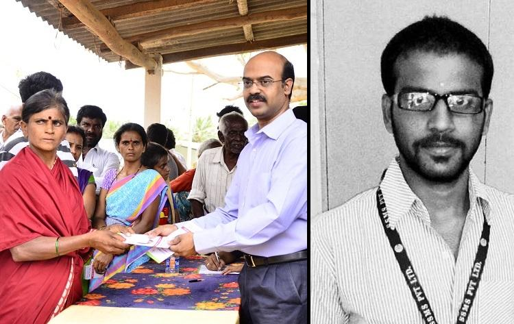 He donated organs though his body was split into two now inspires his entire village
