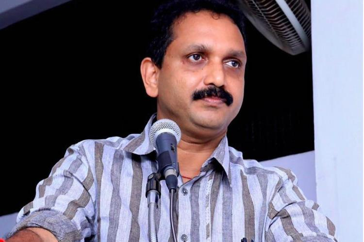 K Surendran named in plot against Sabarimala devotee BJP says its CPIM plan to trap him