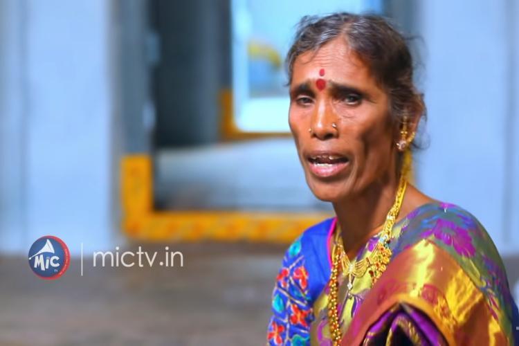 Meet Gotte Kanakavva the 64-year-old viral folk singer from Telangana