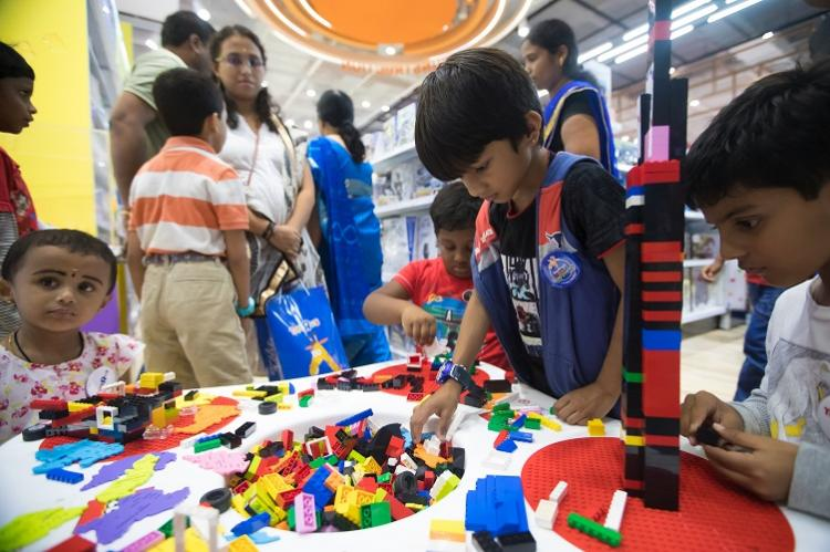 Dubai-based Lulu group launches Indias first ToysRUs store in Bengaluru