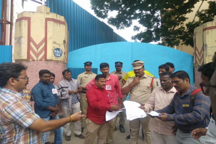 Hyderabad school makes student run 60 laps as punishment management denies allegations