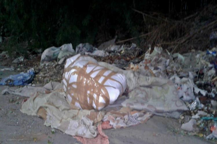 30-year-old woman killed body dumped in a plastic bag in Hyderabad