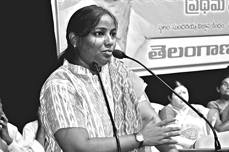 Vicious trolling of Dalit activist Sujatha Surepally is an attack on Telanganas oppressed