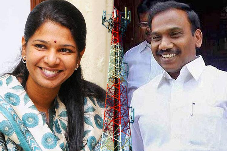 2G case verdict A Raja and Kanimozhi found not guilty