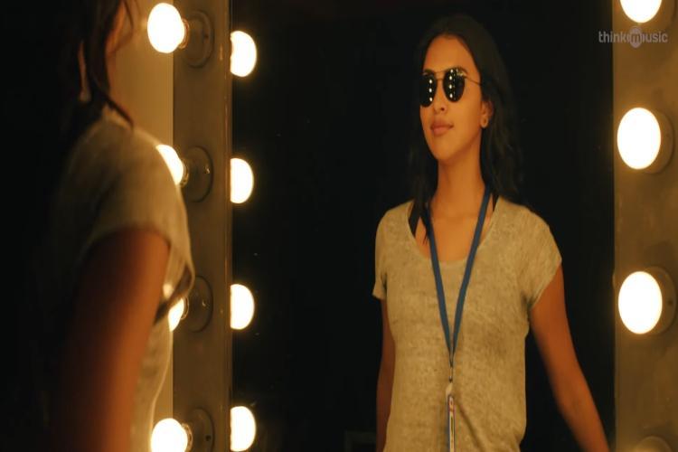 Watch Amala Paul is all swag in Aadai trailer