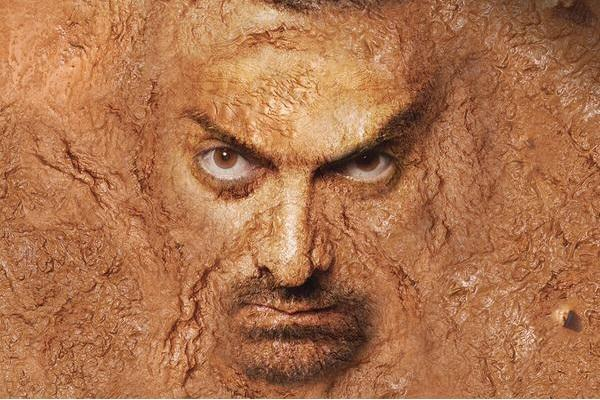 Aamir shares first look of Dangal leaves fans curious