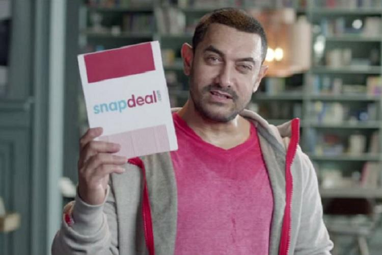Snapdeal takes the hit for Aamirs intolerance comment with AppWapsi and NoToSnapDeal