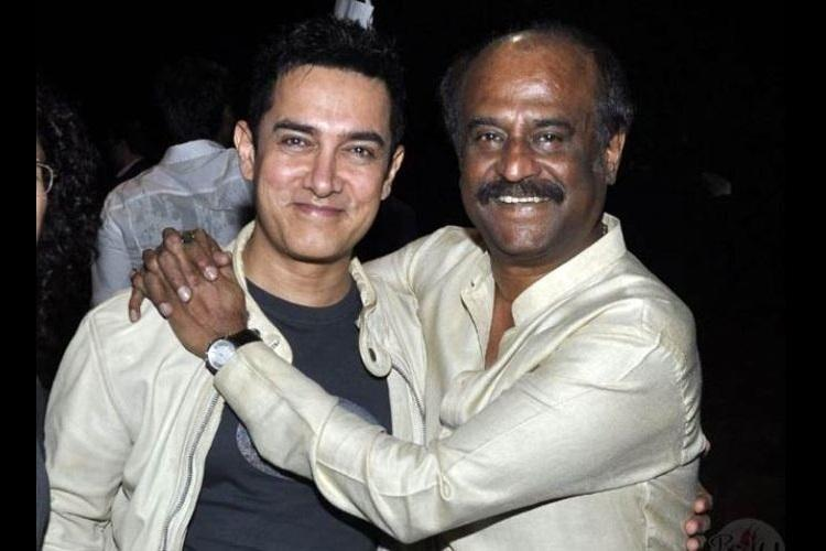 Aamir reveals why Rajinikanth didnt dub for Dangal