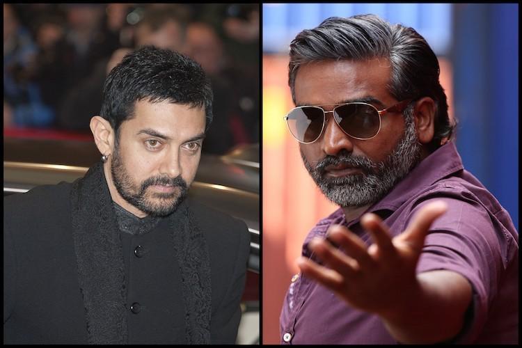 Aamir Khan and Vijay Sethupathi to team up for a project