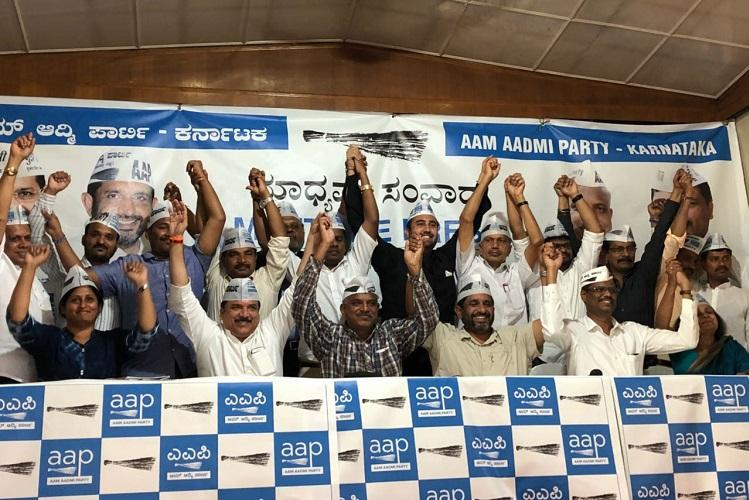 AAP jumps into poll fray in Karnataka releases first list of 18 candidates