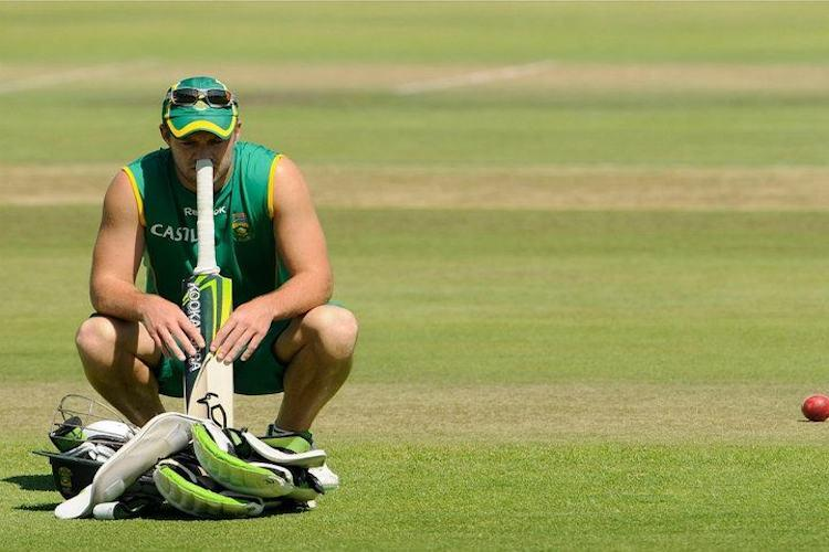Young aspiring cricketers need to stay focussed make tough choices AB de Villiers