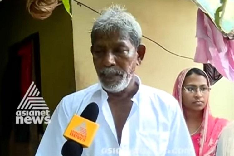 Upset at not getting BPL card Kerala man attempts suicide in front of Taluk office