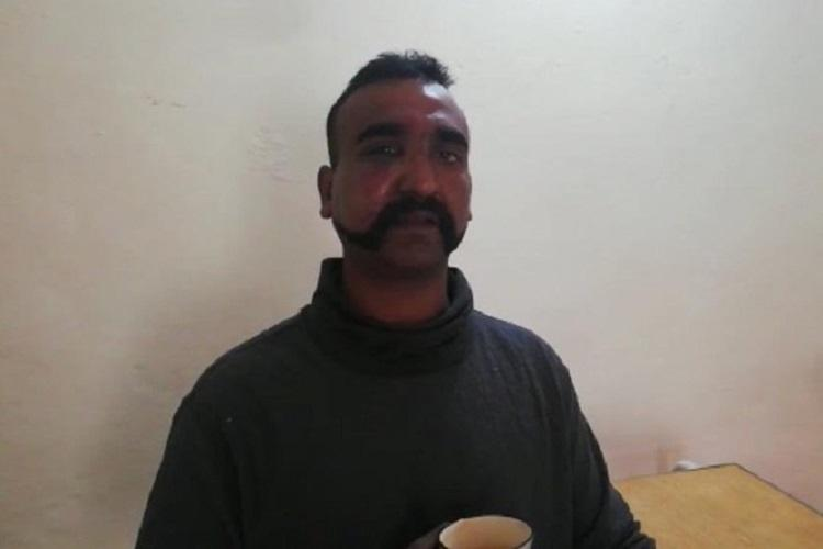 BCCI welcomes Wing Commander Abhinandan Varthaman with a attractive message