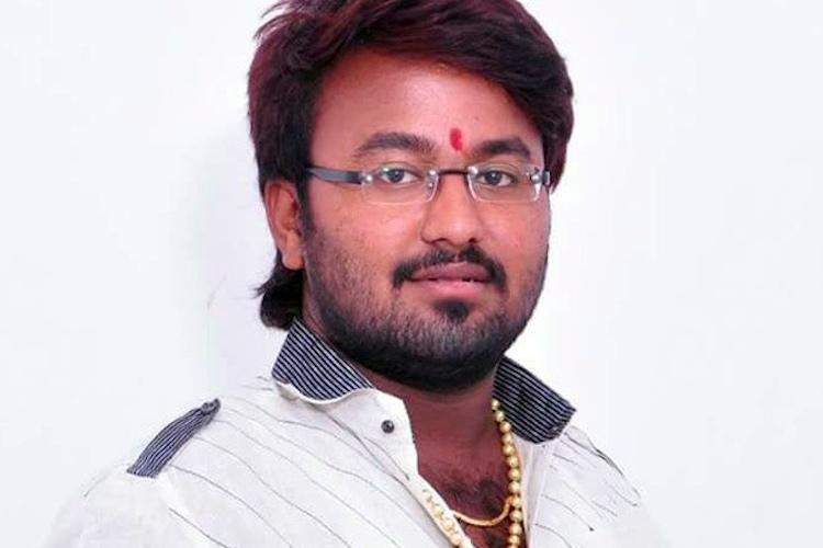TRS leaders son nabbed yet again for harassing women on social media