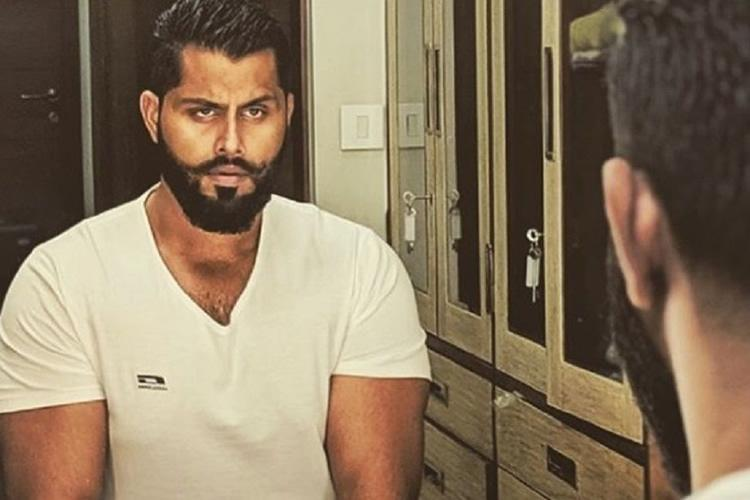 Abhishek Ambareeshs new look in Instagram post creates ripples