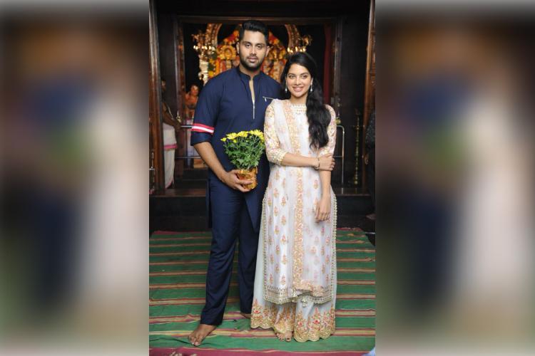 Abhishek Ambareesh and Tanya Hope to play bikers in Amar