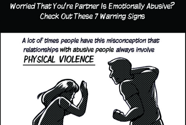 Worried Your Partner Is Emotionally Abusive Check Out These 7 Warning Signs