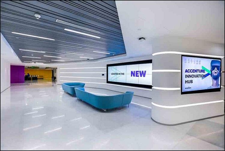 Accenture opens first Innovation Hub in Bengaluru