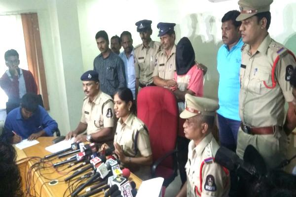 Main accused in rape and murder of 10-year-old girl arrested in Hyderabad
