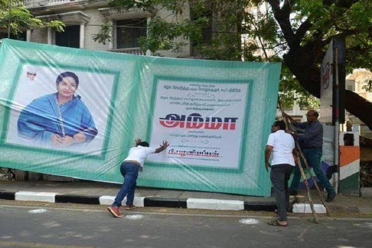 Jailed for pulling down Jayalalithaa banners families await activists return