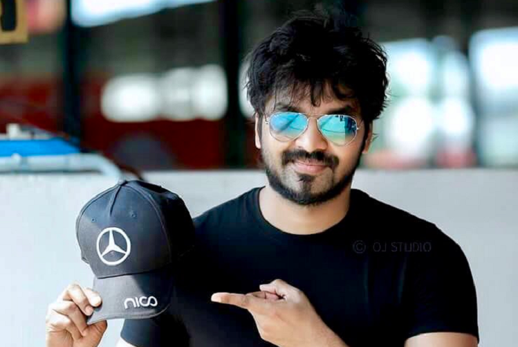 Watch Actor Jai caught driving loud car advises other drivers not to do so