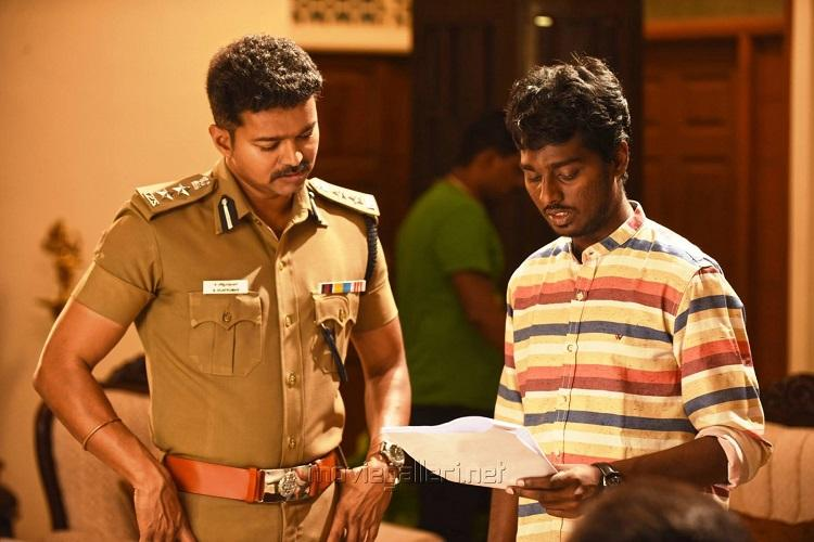 After wrapping two schedules in Chennai Vijay 61 team on a break