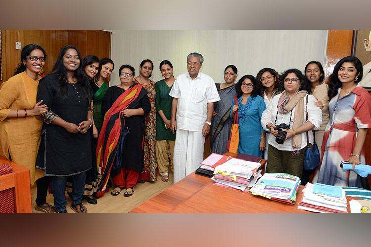 Kerala govt appoints three-member panel to study issues of women in film industry