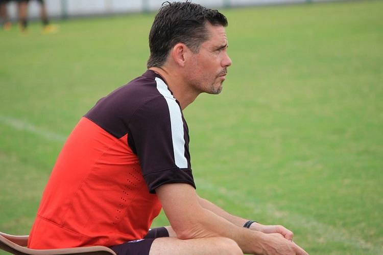 With eight months to go for World Cup Indias U-17 football team coach resigns