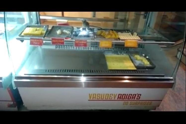 Video of rat at Vasudev Adigas outlet goes viral management says video location is inconclusive