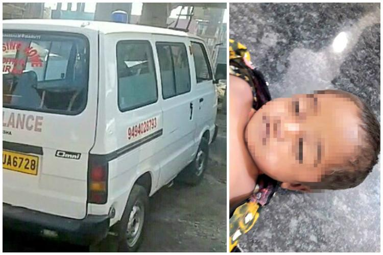 Short on oxygen Telangana ambulance abandons 3-yr-old in health centre toddler dies