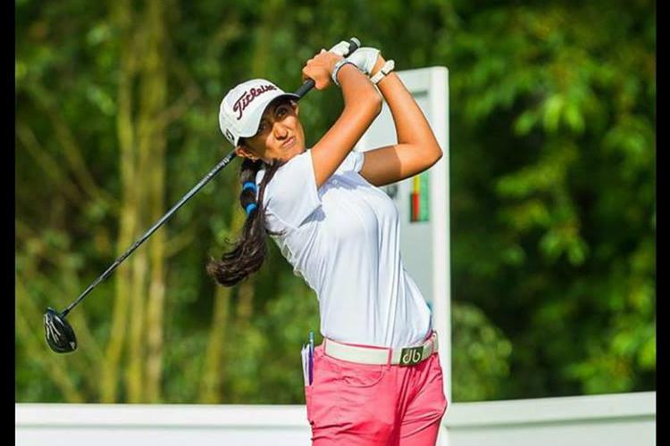 Watch out for Indian golfer Aditi Ashok she might just get us another medal