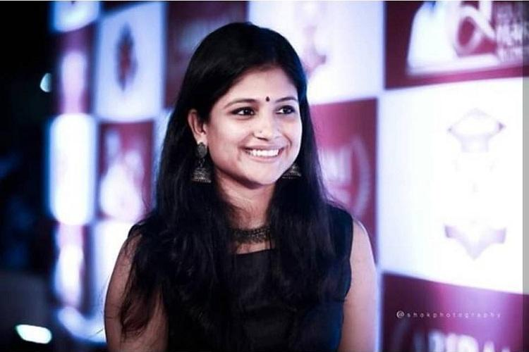 Aditi Balan clarifies shes not a part of Santosh Sivans Jack n Jill