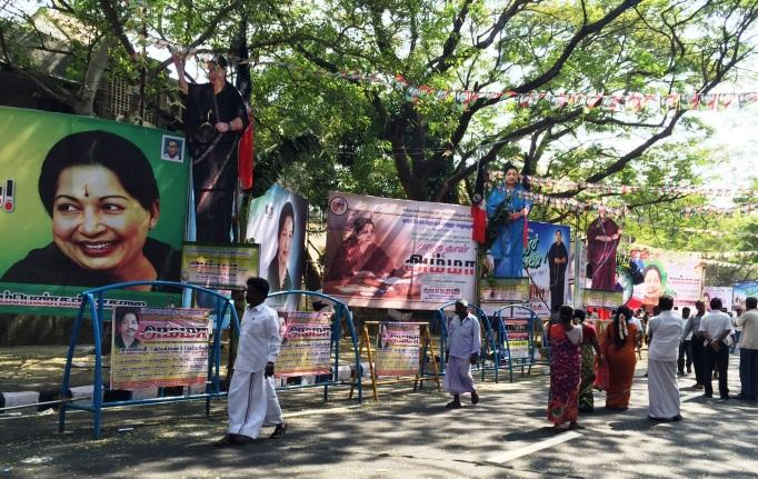 TN govts googly in court Only 350 hoardings put up for AIADMK meet Really