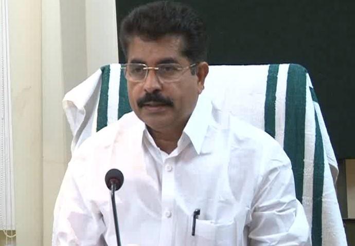 Kerala HC refuses to intervene in Adoor Prakash land case involving godman Santhosh Madhavan