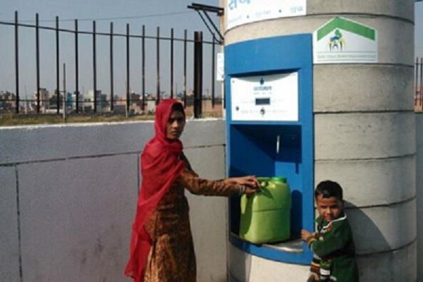 Water ATMs the next necessity in a water-stressed country Startups take up cause
