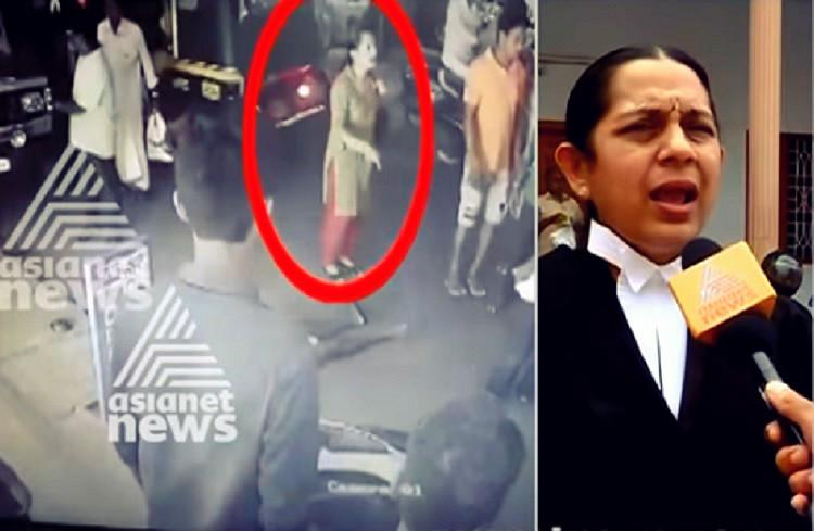 Meet the Kerala woman who helped save the life of man who fell from building