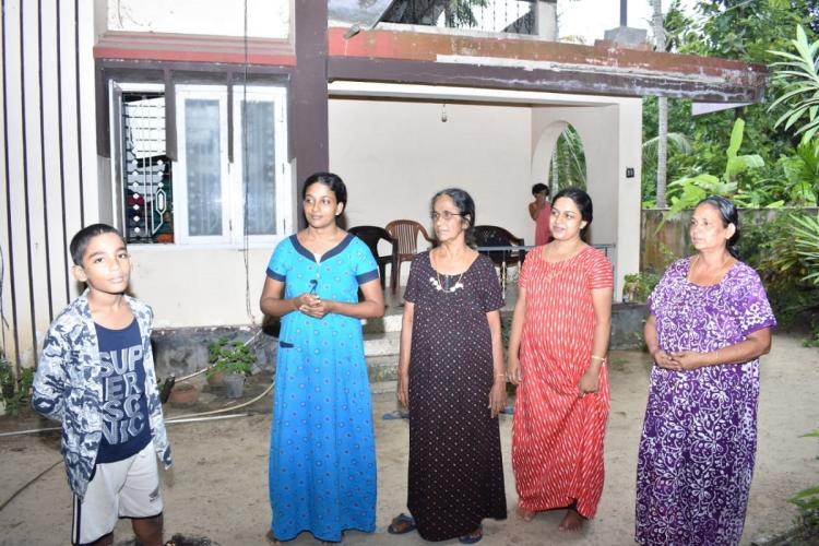 Adwaith rescued four women from electrocution