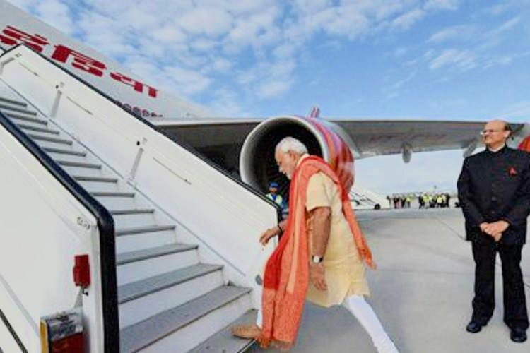 56-trip PM A look at Narendra Modis foreign visits in the last three years