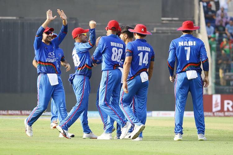 Asia Cup Afghanistan pull off thrilling last-ball tie with India
